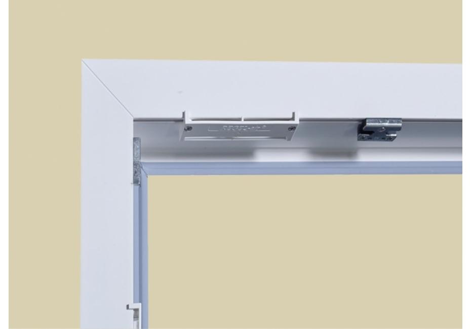 Prezračevalni ventil FFL skrita vgradnja v okno