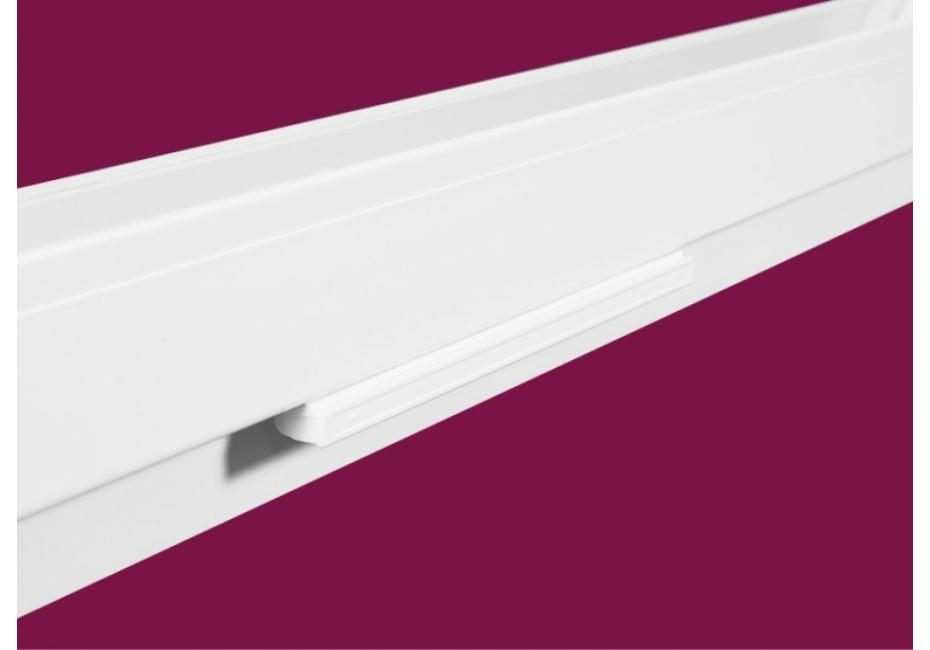 Prezračevalni ventil PLUS - ročna regulacija pretoka zraka